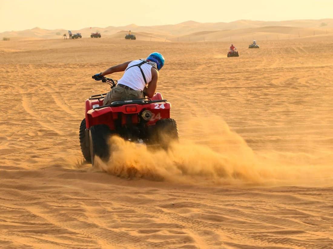 Desert Quad Biking Jeddah