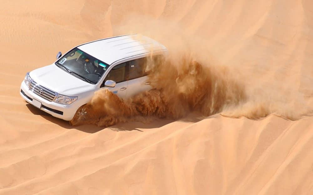 Desert Safari Saudi Arabia
